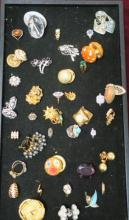 Fashion Clip Earrings and Rings for Ladies: