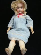 HEINRICH HANDWERCK Bisque Head Doll: