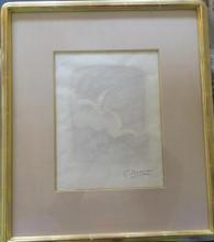 GEORGES BRAQUE Signed