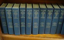 11 Volumes, Official Records of Civil War Navies: