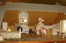 Dollhouse Furniture, Children's Room-1/35th Scale: