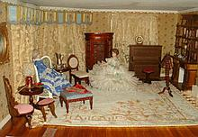 Dollhouse Furniture, Music Room-1/35th Scale: