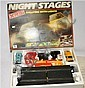 Scalextric Night Stages Rally Set, boxed