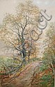 GEORGE HENRY JENKINS (1843-1914) watercolour 'In