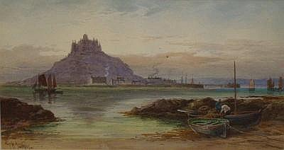 GEORGE HENRY JENKINS (1843-1914) 'St Michael's