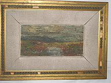 Impressionist landscape by Zaza