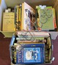 VARIOUS DECORATIVE ARTS AND COLLECTIBLES BOOKS