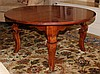 TWO WRIGHT TABLE COMPANY COUNTRY FRENCH FRUITWOOD TABLES