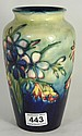 Moorcroft Old Large Vase with Spring Flowers