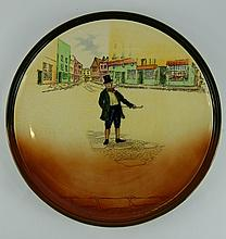 Royal Doulton Dickens seriesware large charger Mark Tappley  D5175 diameter 34cm