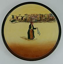 Royal Doulton Dickens seriesware large charger Artful Dodger D5175