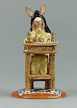 Bunnykins Sister Mary Barbara Gold Colourway Ltd Edt 100 (Boxed with Certificate)
