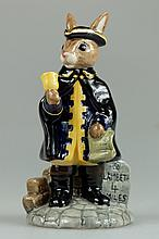 Bunnykins Town Crier Colourway Ltd Edt 200 Commemorating the 75th Bunnykins Anniversary (Boxed with Certificate)