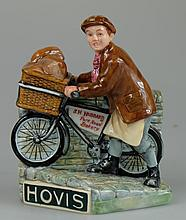 Royal Doulton Advertising figure Hovis Boy MCL27, limited edition