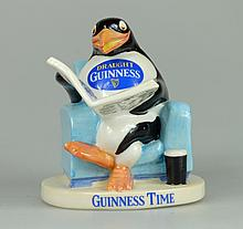 Royal Doulton Advertising figure Guiness Penguin MCL22, limited edition