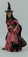 Royal Doulton figure Witch HN4444