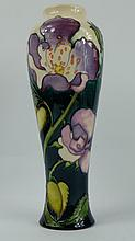 Moorcroft Rose vase limited edition height 27cm
