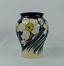 Moorcroft Spring Breeze vase limited edition height 18cm