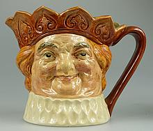 Royal Doulton large musical character jug Old King Cole