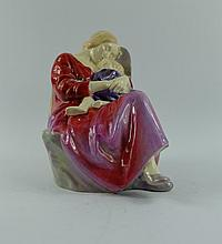 Royal Doulton figure Contentment HN1323, impressed date 1929