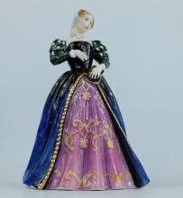 Royal Doulton figure Mary Queen of Scots HN3142, limited edition boxed with certificate