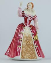 Royal Doulton figure Queen Elizabeth I HN3099, limited edition boxed with certificate