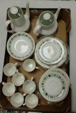 Royal Doulton Taperstry dinner & tea service  (37)