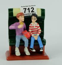 Royal Doulton Harry Potter Figure The Friendship Begins HPFIG8, Boxed with Certificate