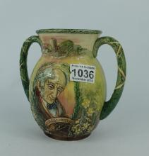 Royal Doulton two handled loving cup William Wordsworth