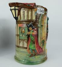 Royal Doulton large loving cup The Pied Piper