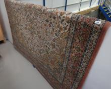 Large quality woven floor rug