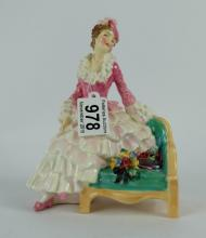 Royal Doulton Figure Sonia HN1972