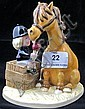 Royal Doulton Thelwell Figure