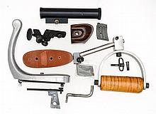 WINCHESTER MODEL 52 TARGET SHOOTING ACCESSORIES.