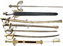 8 REPRO & FANTASY EDGED WEAPONS.