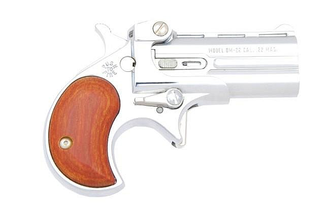 Davis DM 22 Pistol. Cal. 22 Mag.