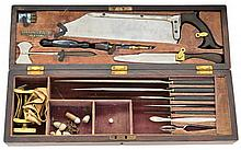 POST CIVIL WAR ERA SURGEON KIT.