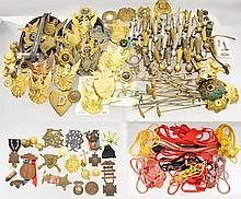 LARGE GROUP HELMET PARTS & MORE.