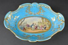19TH CENTURY  SEVRES BOWL