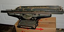 Wide Carriage Typewriter