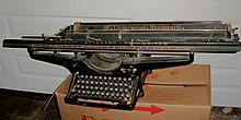Wide Carriage Typewriter