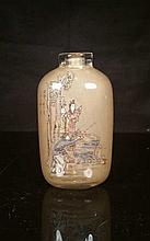 Chinese inner painted glass snuff bottle
