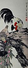 Xu Beihong ; Chinese Scroll Painting
