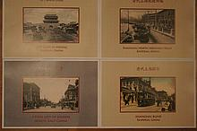 19PSC 1900's Chinese photo prints ; by Tony Li