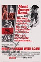 From Russia With Love U.S. 1-sheet poster style