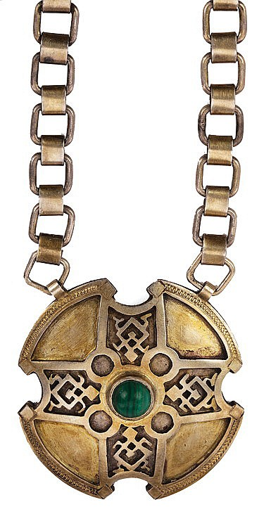 """Sonja's"" pendant screen-worn by Michael Sheen as ""Lucian"" in Underworld."