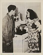 Elizabeth Taylor (8) vintage photographs, including (3) with Richard Burton.