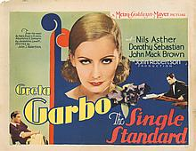 (3) lobby cards for The Single Standard.