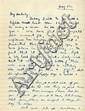 Eisenhower, Dwight D. Autograph letter signed (