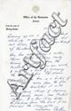 Carter, Jimmy. Autograph letter signed (